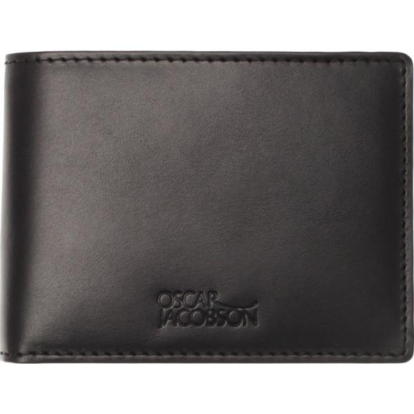 Oscar Jacobson Wallet - Black (15525.0001)