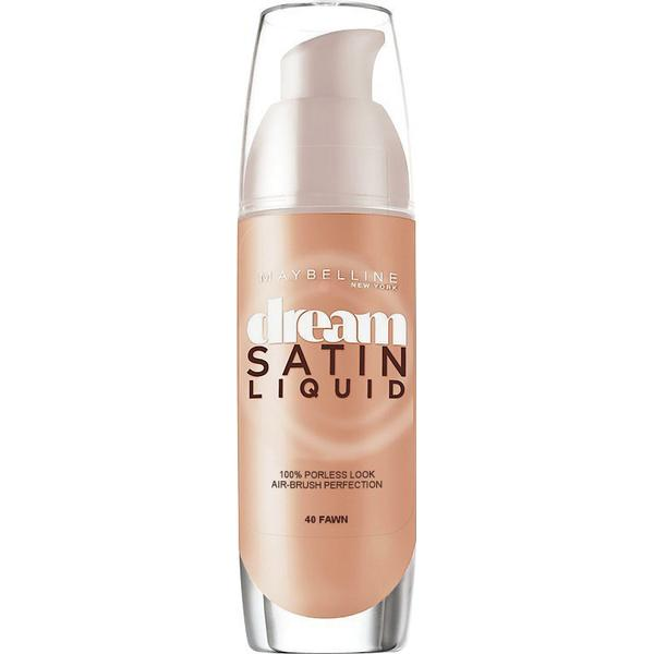 Maybelline Dream Satin Liquid Foundation #040 Fawn