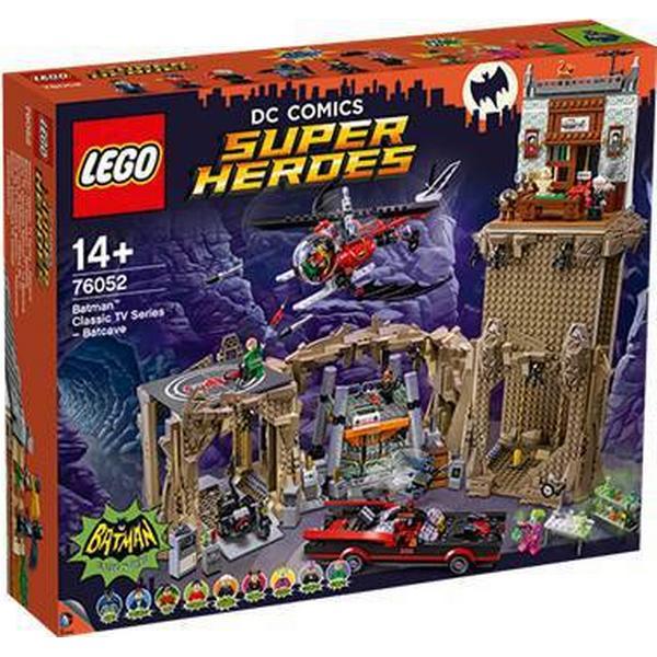 Lego Super Heroes DC Comics Klassisk Batman Bathulen 76052