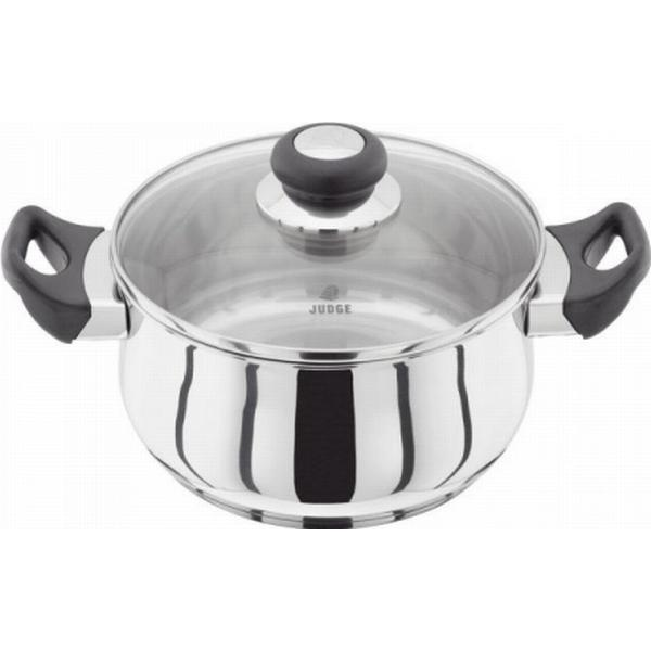 Judge Vista Casserole Other Pots with lid 20cm