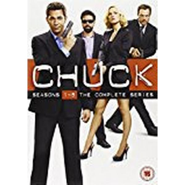 Chuck - Series 1-5 - Complete (DVD)