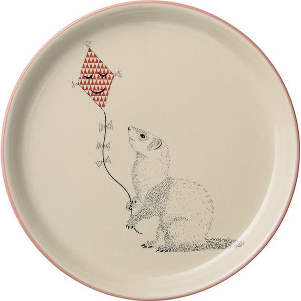 Bloomingville Mollie Stoneware Plate 25cm