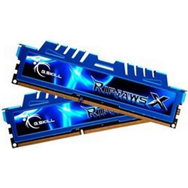 G.Skill RipjawsX DDR3 2133MHz 2x4GB (F3-17000CL9D-8GBXM)
