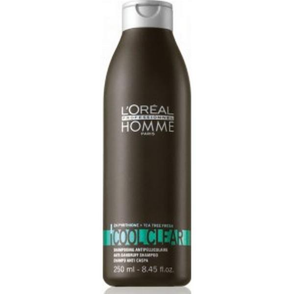 L'Oreal Paris Homme Cool Clear Shampoo 250ml