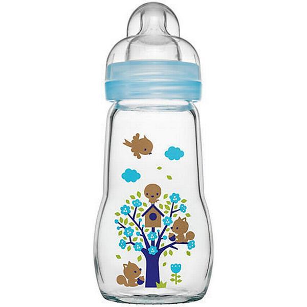 Mam Feel Good Glass Bottle 260ml