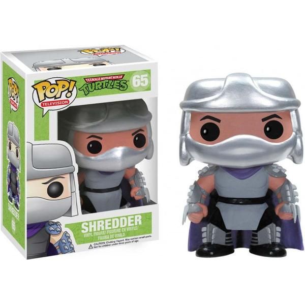 72df795d8b3 Funko Pop! TV Teenage Mutant Ninja Turtles Shredder - Compare Prices ...