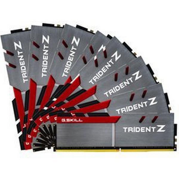 G.Skill Trident Z DDR4 3200MHz 8x8GB (F4-3200C16Q2-64GTZB)