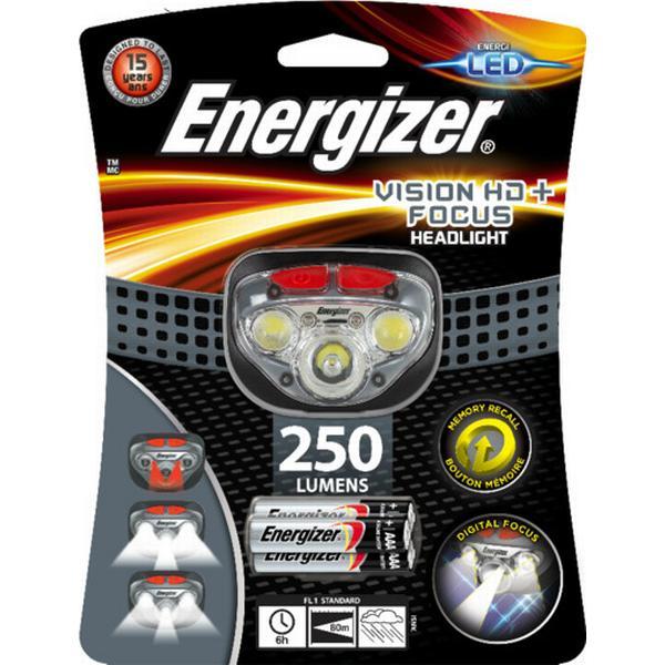 Energizer Vision HD + Focus