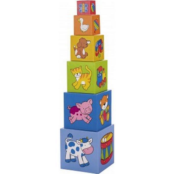 Goki Stabletårn med Dyr