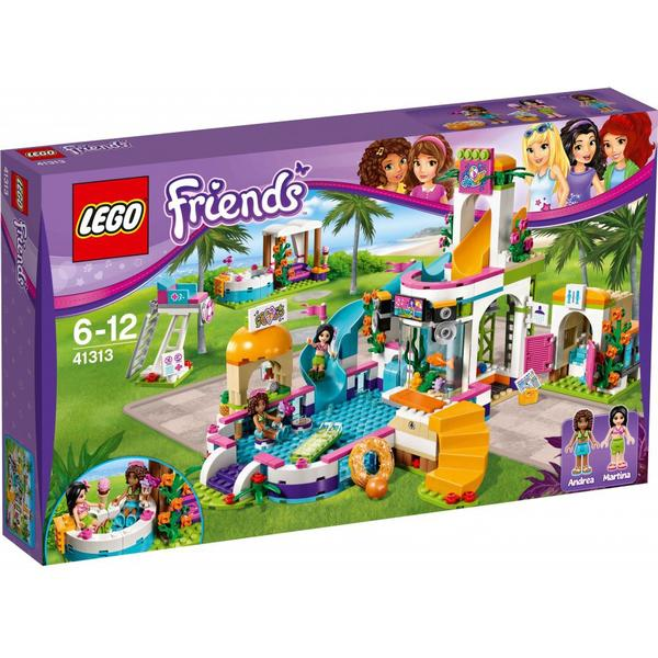 Lego Friends Heartlake Summer Pool 41313 Compare Prices
