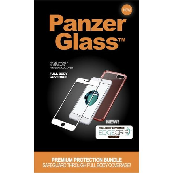 PanzerGlass Premium Screen Protector with EdgeGrip (iPhone 7)