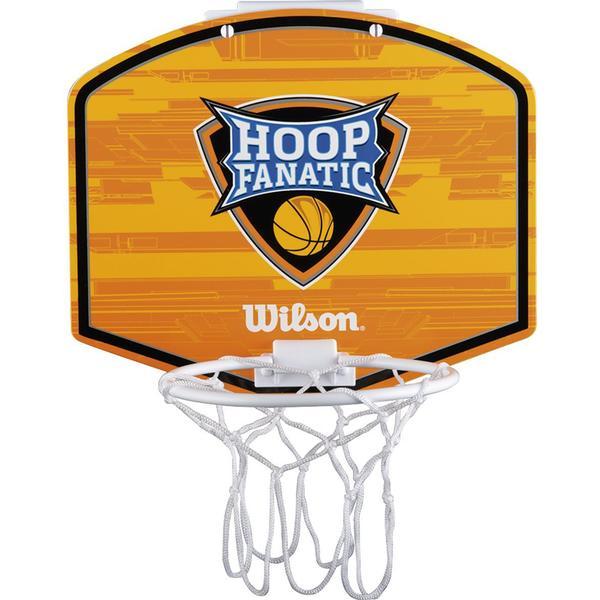 Wilson Hoop Fanatic Mini Basketball Ring /& Ball