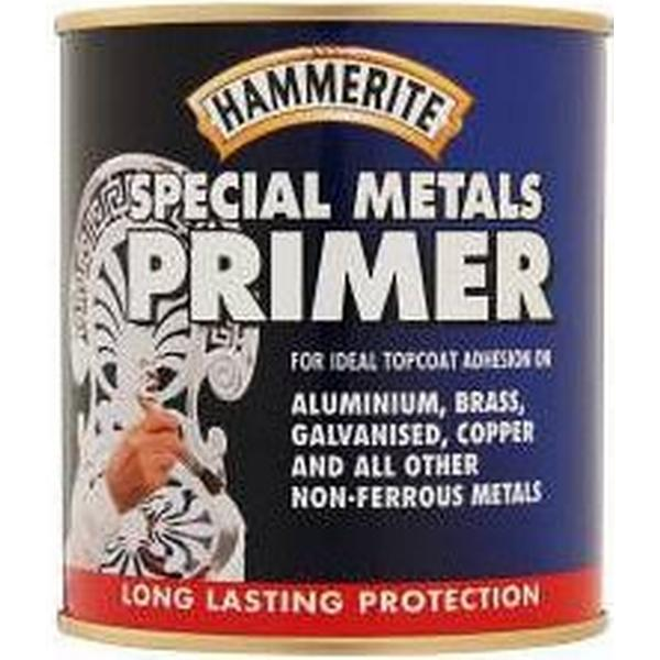 Hammerite Special Metals Metal Paint Red 0.5L