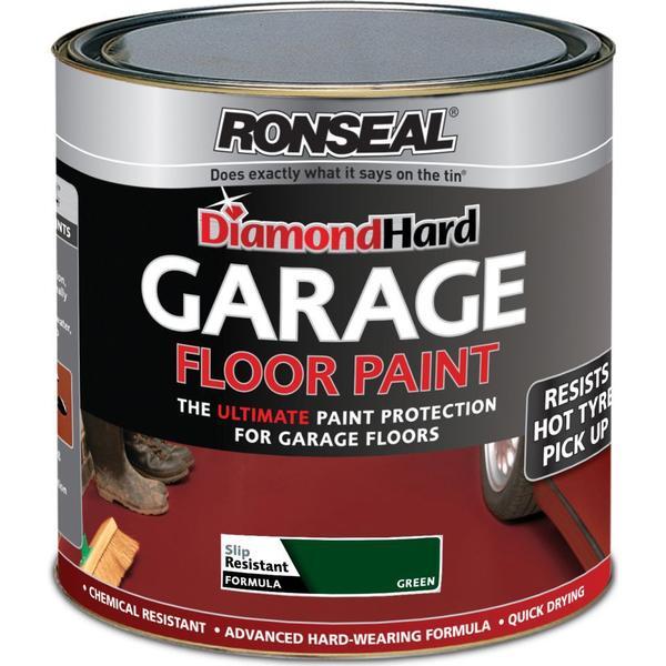 Ronseal Diamond Hard Garage Floor Paint Green 5L