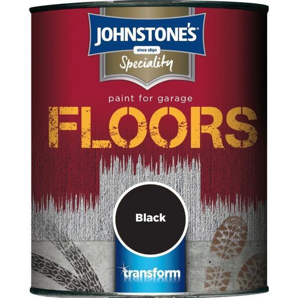 Johnstones - Floor Paint Black 2.5L