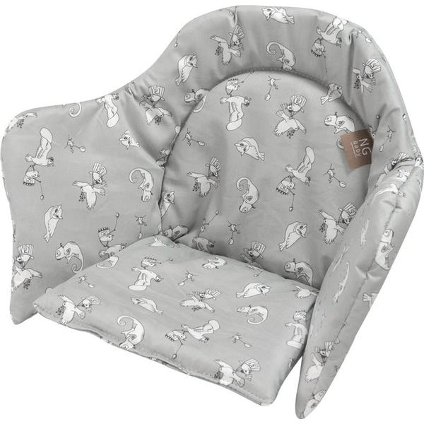 Ng Baby High Chair Booster Fairytale Grey Woods & Fairytales