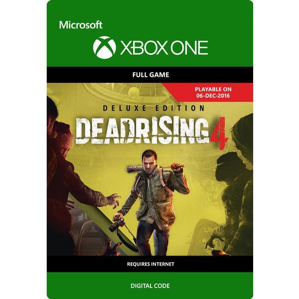 Dead Rising 4: Deluxe Edition