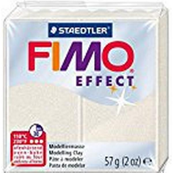 Fimo Effect Pearly white 57g