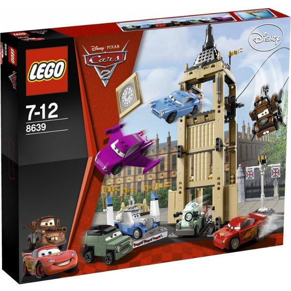 Lego Cars Big Bentley Bravaden 8639
