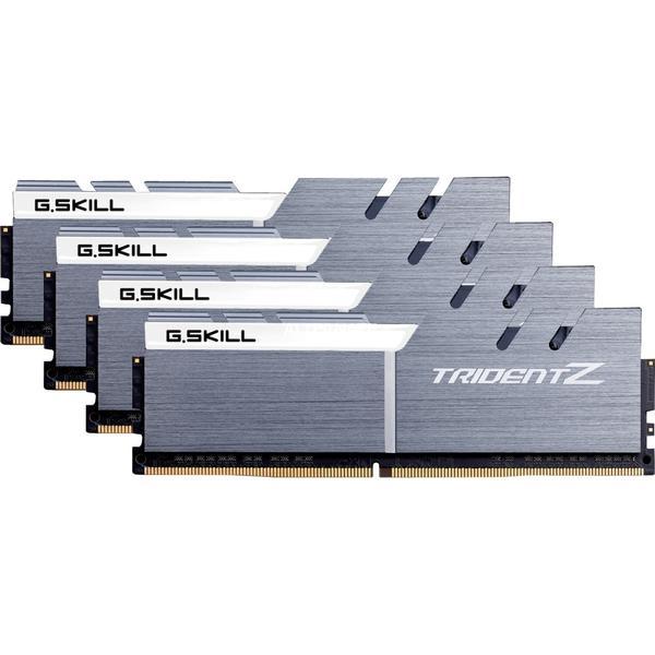 G.Skill Trident Z DDR4 3300MHz 4x8GB (F4-3300C16Q-32GTZSW)