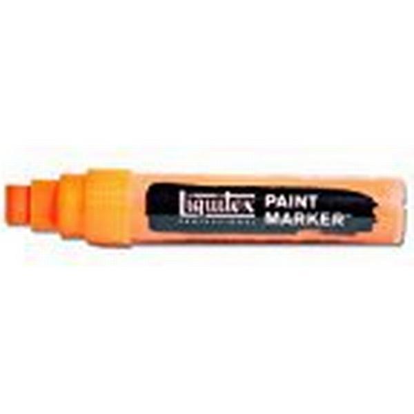 Liquitex Paint Marker Wide 15mm Fluorescent Orange