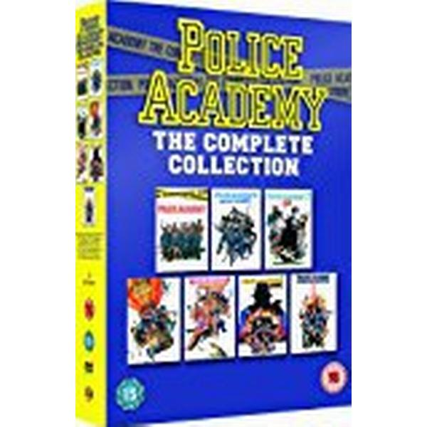 Police Academy - Complete Collection (7 Disc Box)