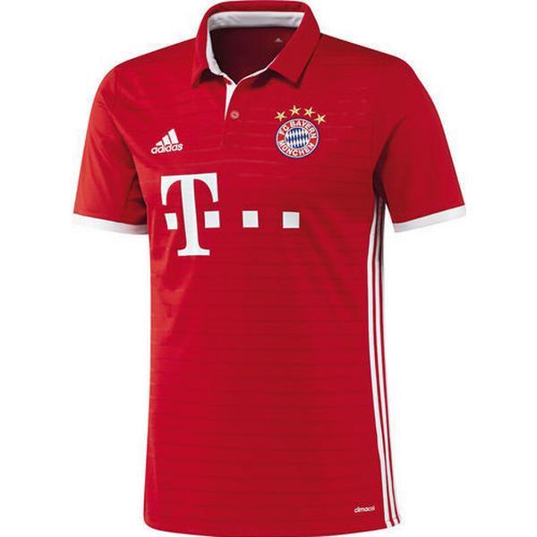 Adidas FC Bayern Munich Hjemmebanetrøje 16/17 Herre