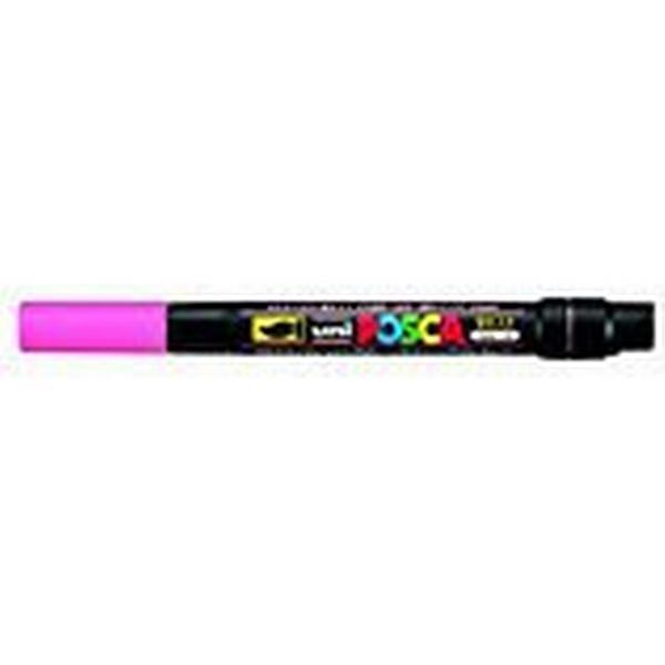 Uni Posca PCF-350 Paint Brush Marker Pink