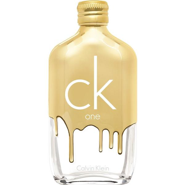 ac6f5f5fbbf60 Calvin Klein CK One Gold EdT 100ml - Compare Prices - PriceRunner UK
