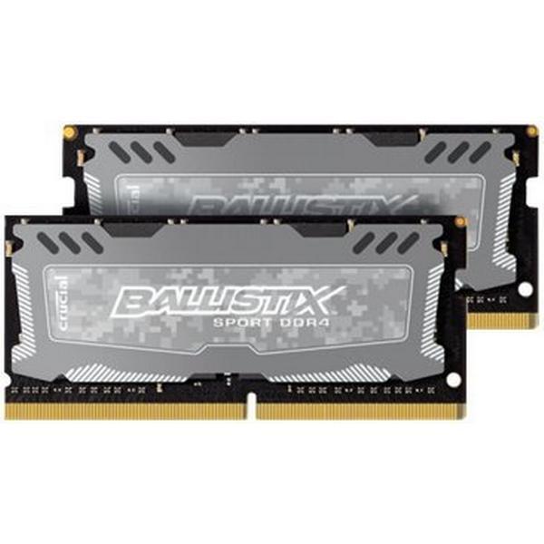Crucial Ballistix Sport LT DDR4 2400MHz 2x8GB (BLS2C8G4S240FSDK)