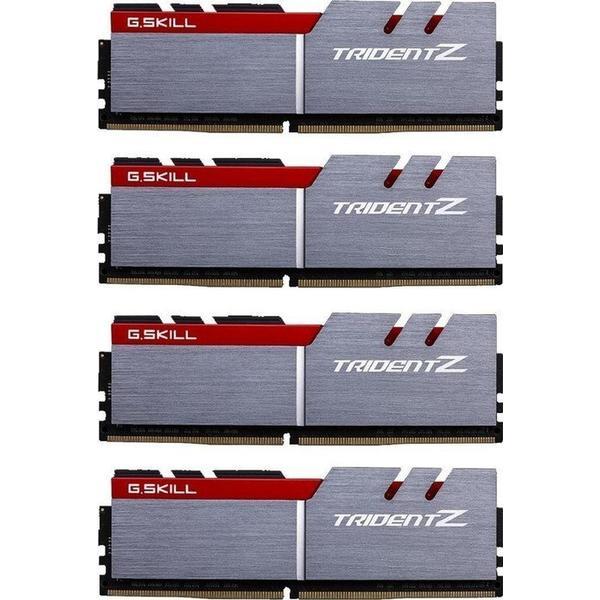 G.Skill Trident Z DDR4 3300MHz 4x8GB (F4-3300C16Q-32GTZ)