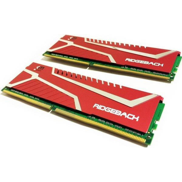 Mushkin Redline DDR4 2666MHz 2x8GB (MRB4U266GHHF8GX2)