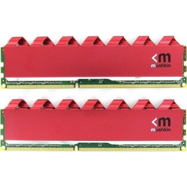 Mushkin Redline DDR4 2666MHz 2x8GB (MRA4U266GHHF8GX2)