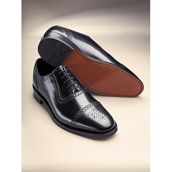 Gentlemen/Ladies - Prestige Semi-Brogue feedback - Black - Grateful feedback Semi-Brogue 44446b