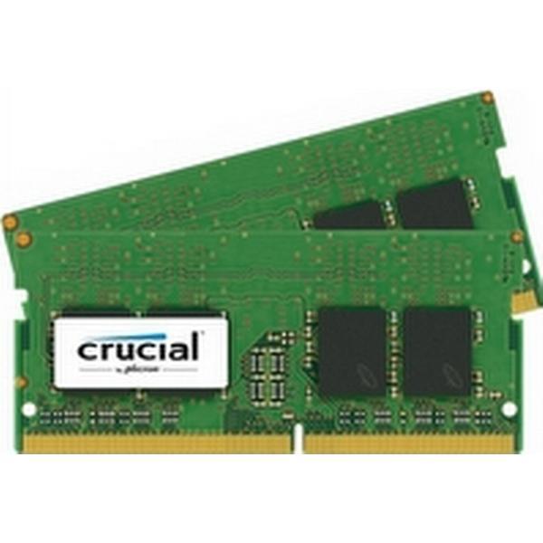 Crucial DDR4 2400MHz 2x2GB (CT2K2G4SFS624A)