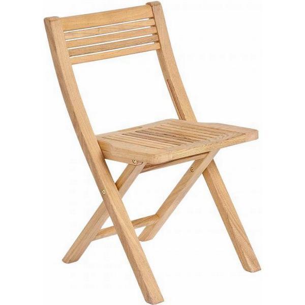 Alexander Rose Roble Armløs stol