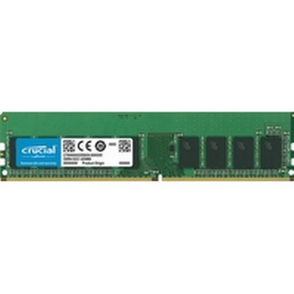 Crucial DDR4 2666MHz 8GB ECC (CT8G4WFD8266)