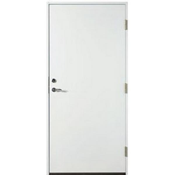 Polardörren Blanco Ytterdörr S 3000-N V (100x200cm)