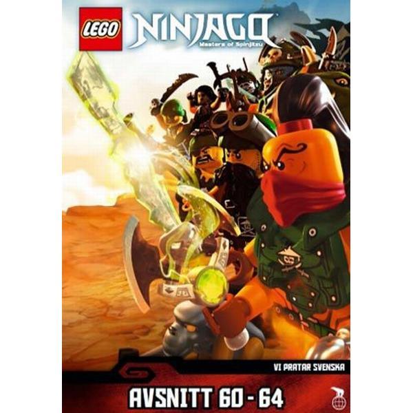 Ninjago 14 (DVD) (DVD 2016)