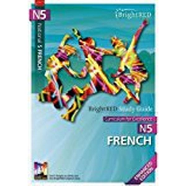 National 5 French - Enhanced Edition (Brightred Study Guides)