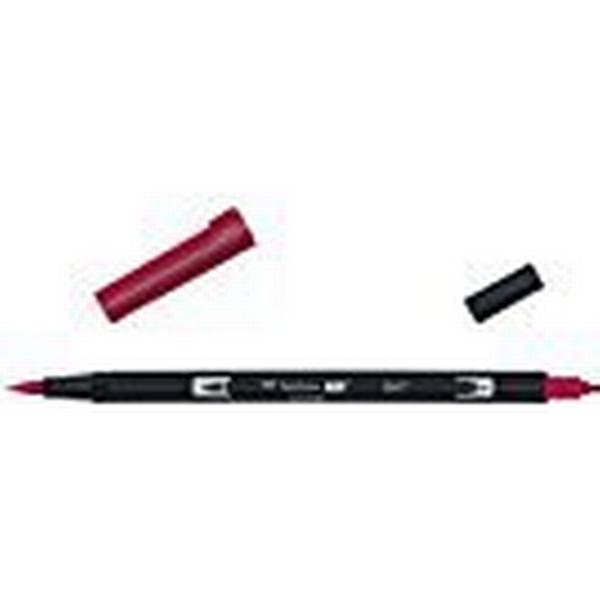 Tombow ABT Dual Brush 847 Marker Crimson