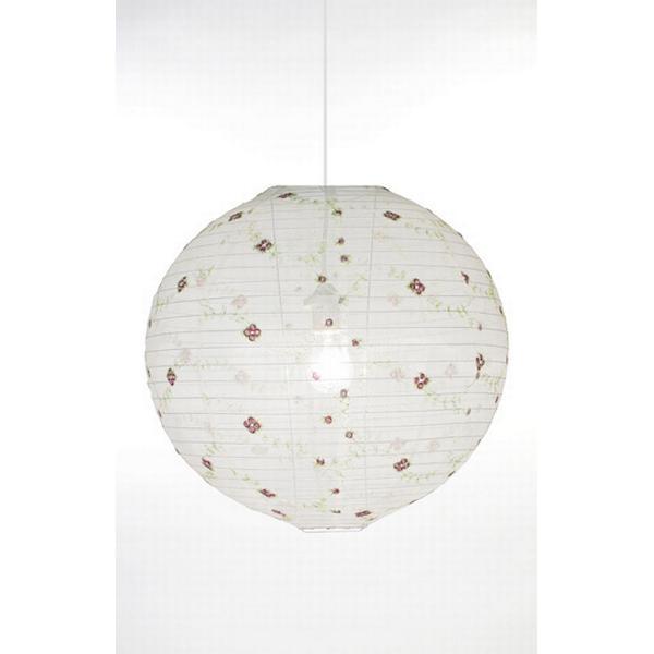 Globen Cher Rispapperslampa