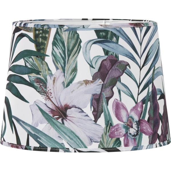 PR Home Sofia Jungle Flower 25cm Lampskärm