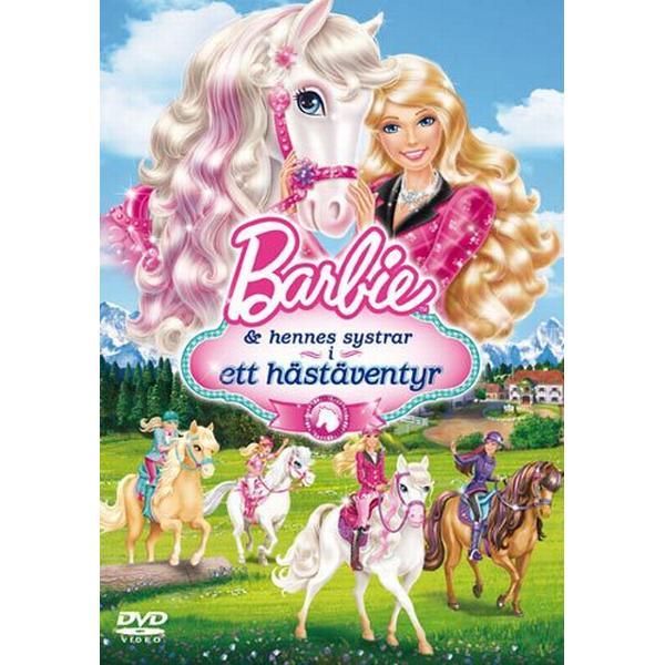 Barbie: Hennes systrar i ett hästäventyr (DVD) (DVD 2013)