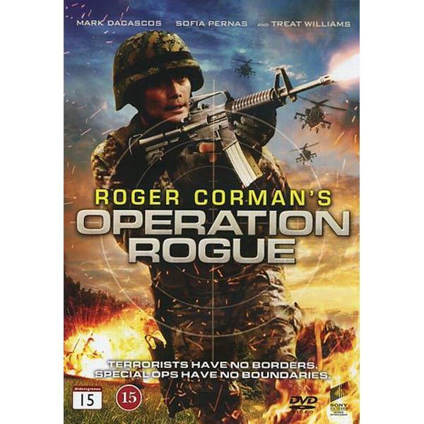 Roger Corman's Operation Rogue (DVD) (DVD 2014)