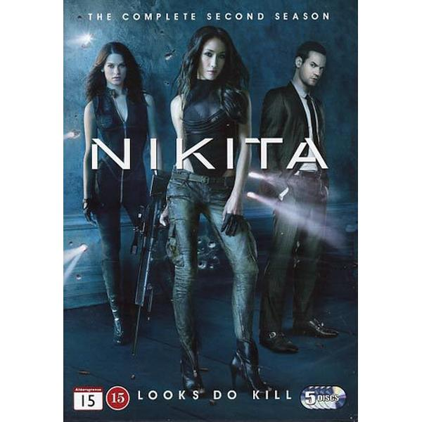 Nikita: Säsong 2 (5DVD) (DVD 2011)
