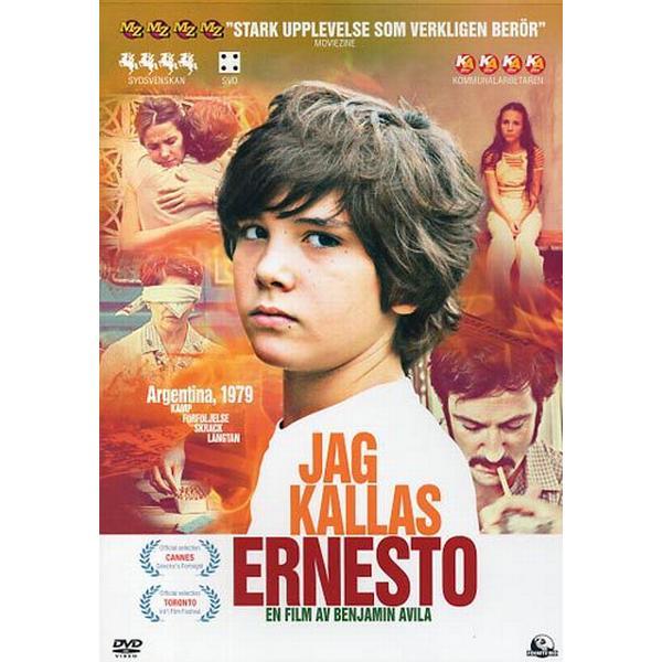 Jag kallas Ernesto (DVD) (DVD 2013)
