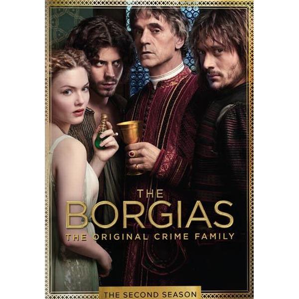 Borgias: Säsong 2 (4DVD) (DVD 2012)