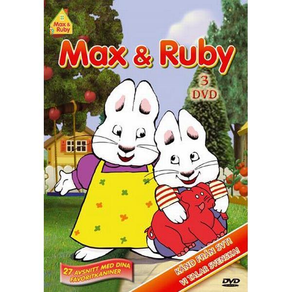 Max & Ruby 1-3 (3DVD) (DVD 2013)