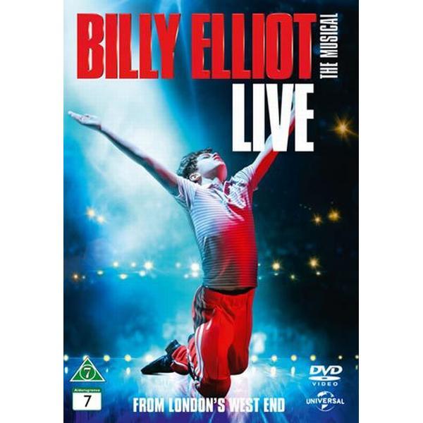 Billy Elliot - The musical (DVD) (DVD 2014)
